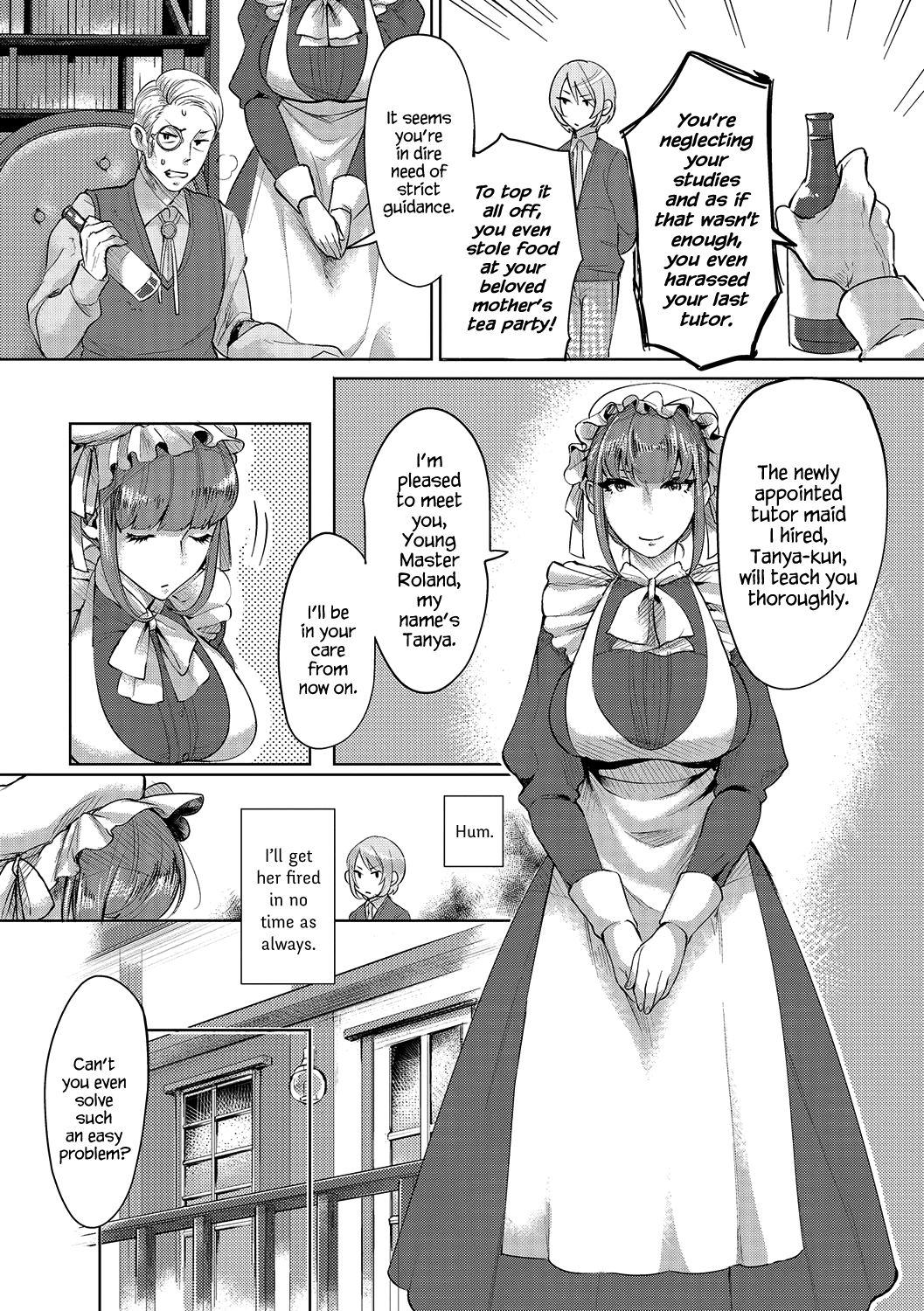 Bocchama no Aibou Maid | The Young Master's Partner Maid 1