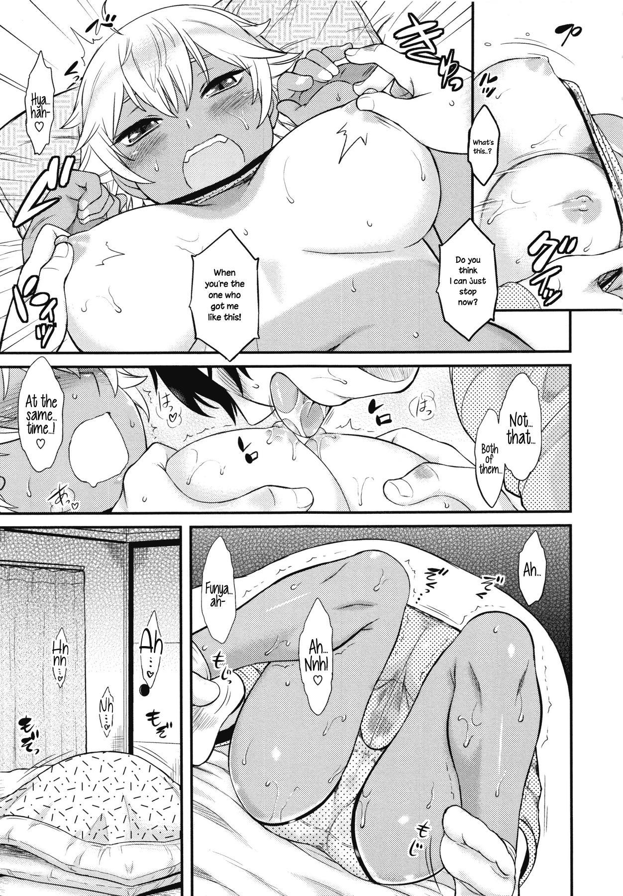 Senpai Heating 8