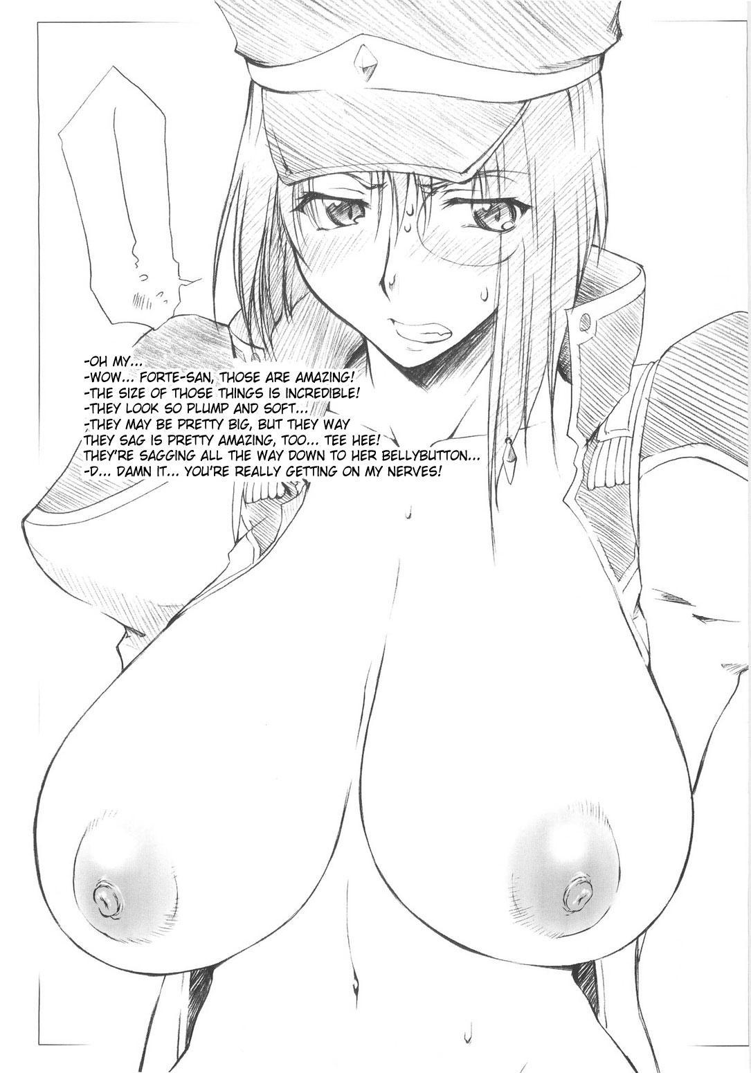 (CR37) [Sago-Jou (Seura Isago)] Ten Kara Forte! ~Soushuuhen~   Forte from Heaven! (Galaxy Angel) [English] [SaHa] 6