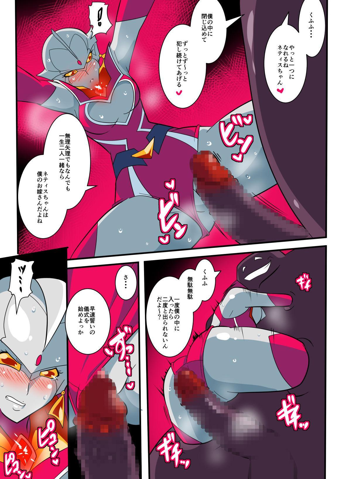 Ginga no Megami Netise V 22