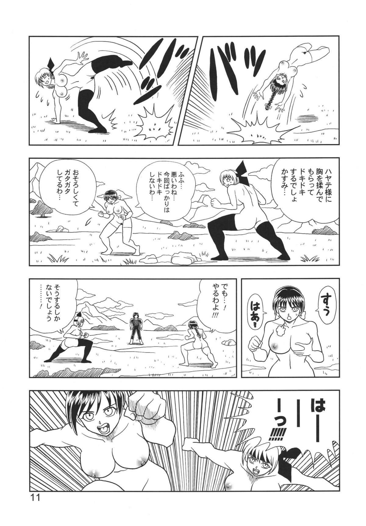 Kasumi or Ayane 10