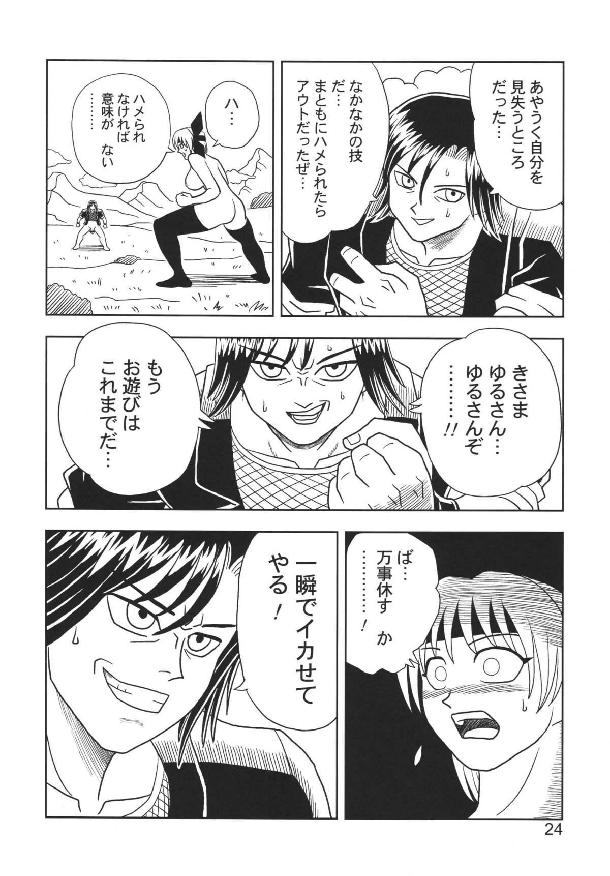 Kasumi or Ayane 23