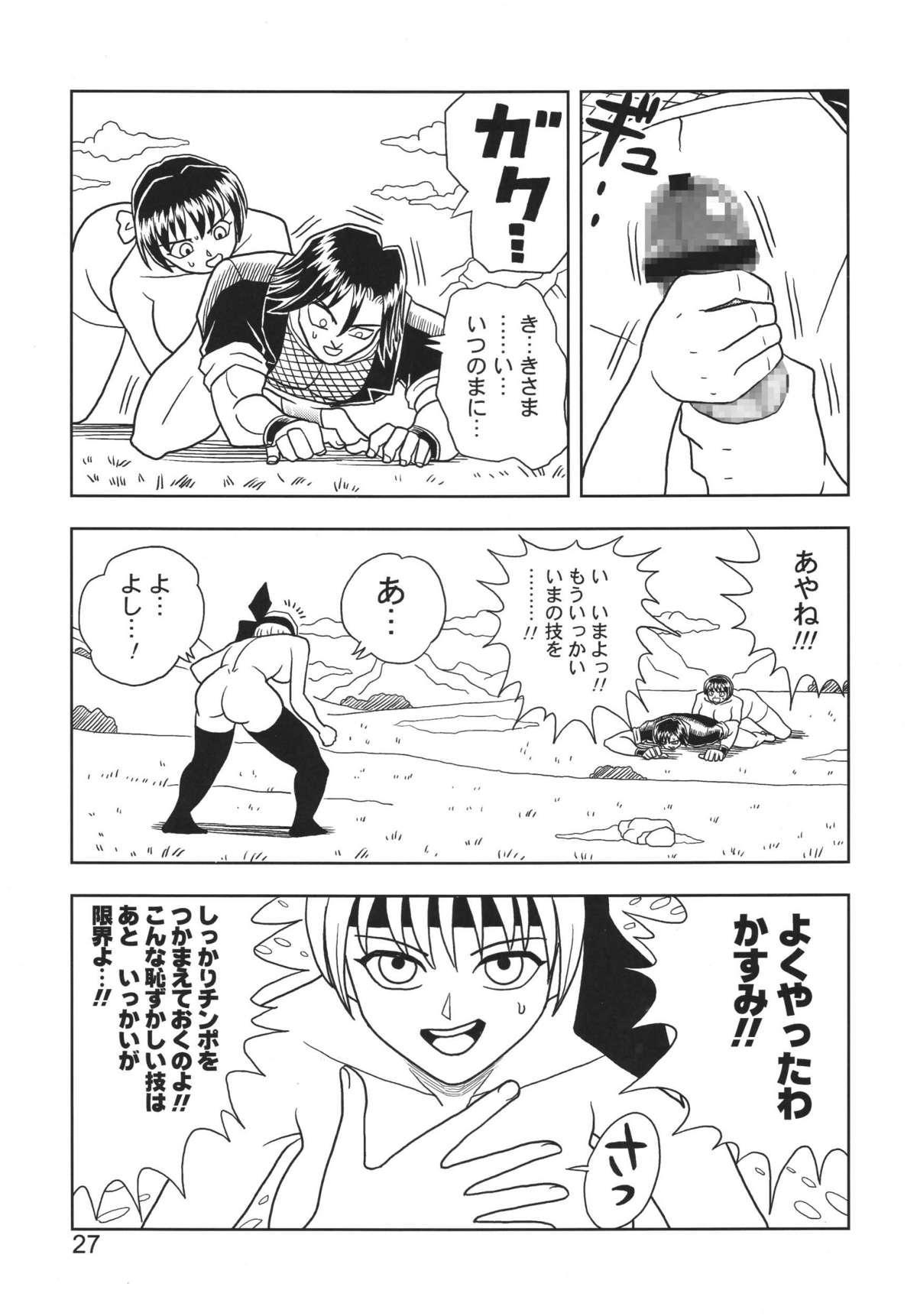 Kasumi or Ayane 26