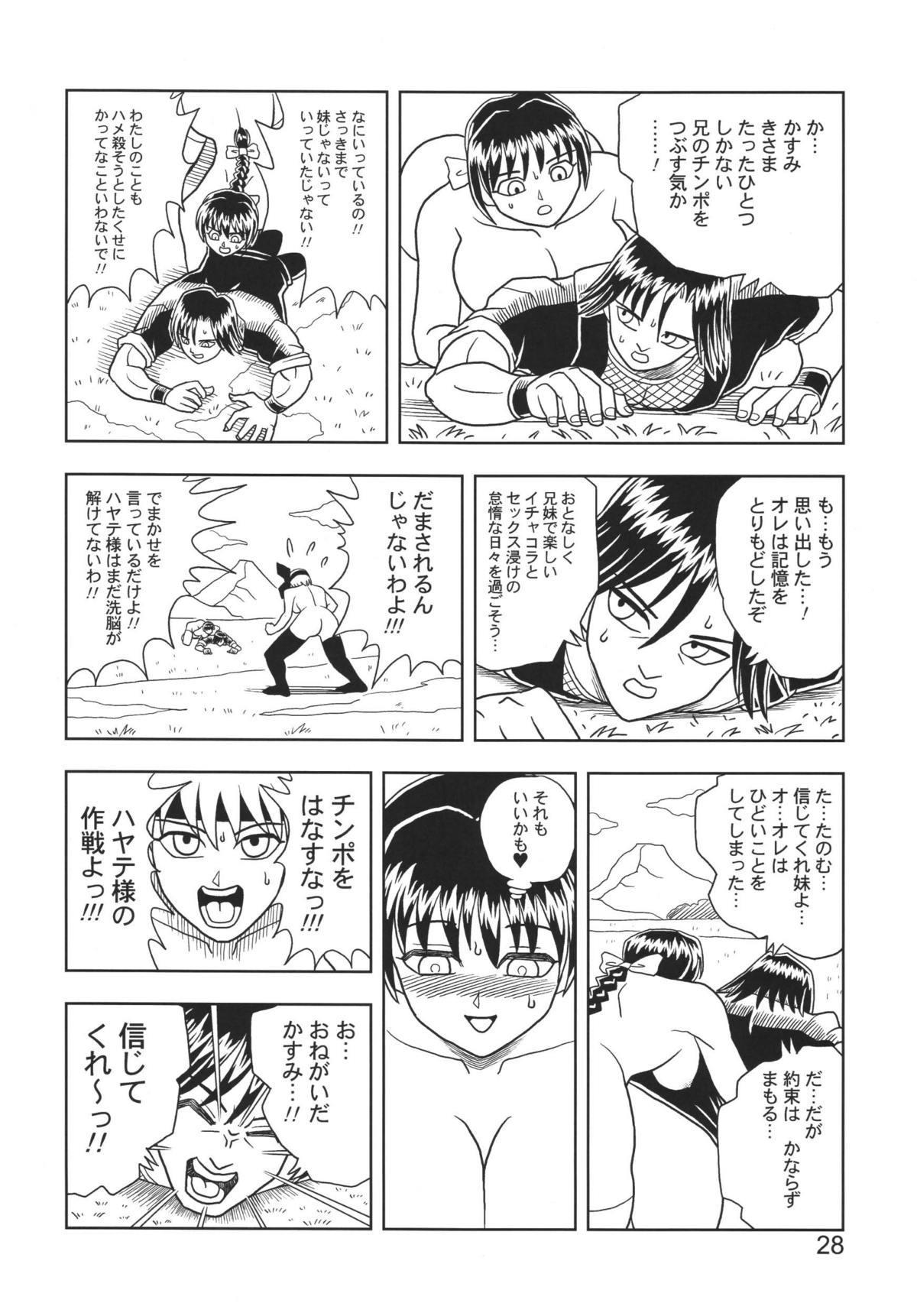 Kasumi or Ayane 27