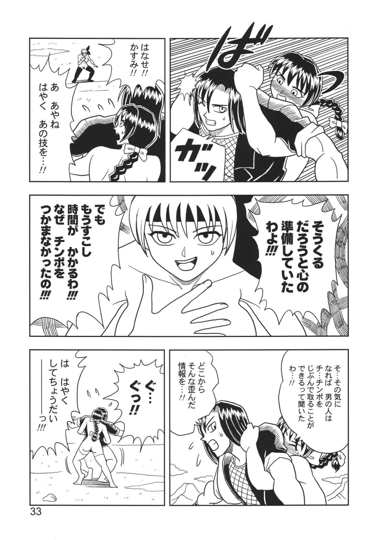 Kasumi or Ayane 32