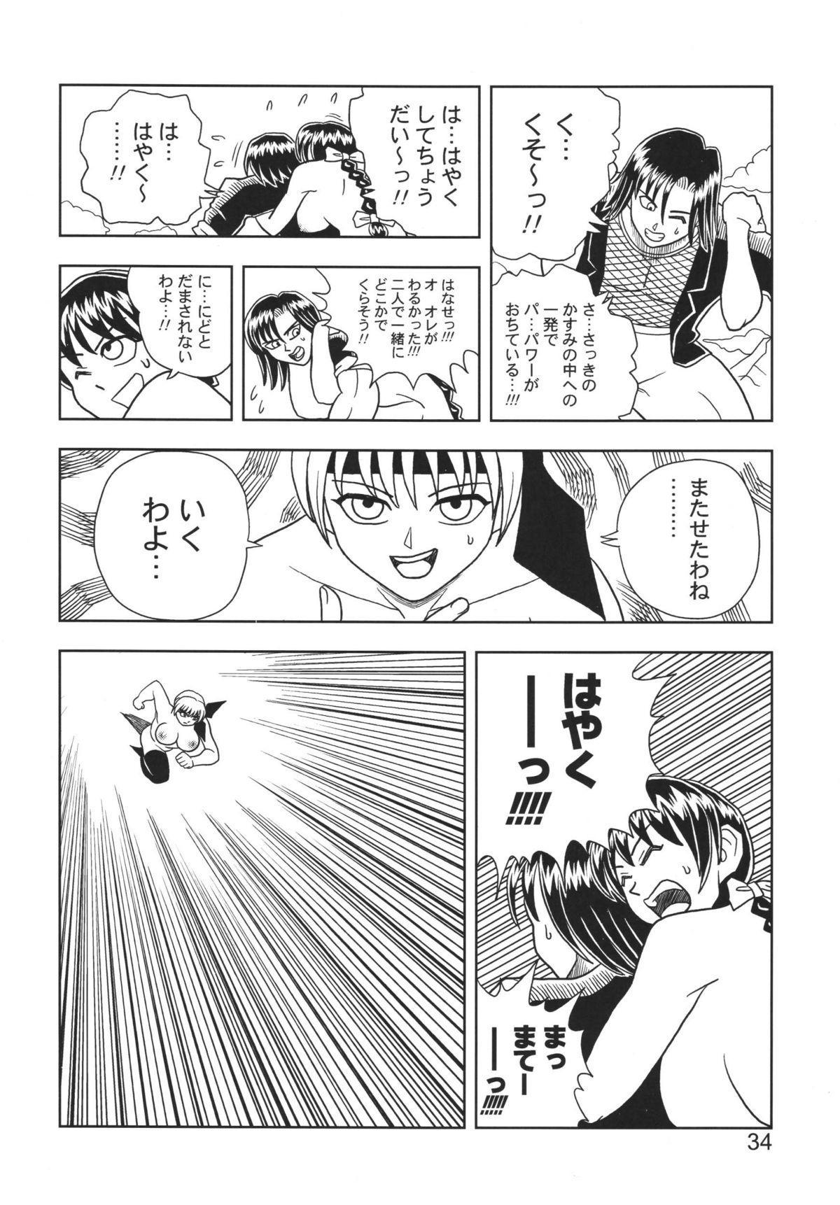 Kasumi or Ayane 33