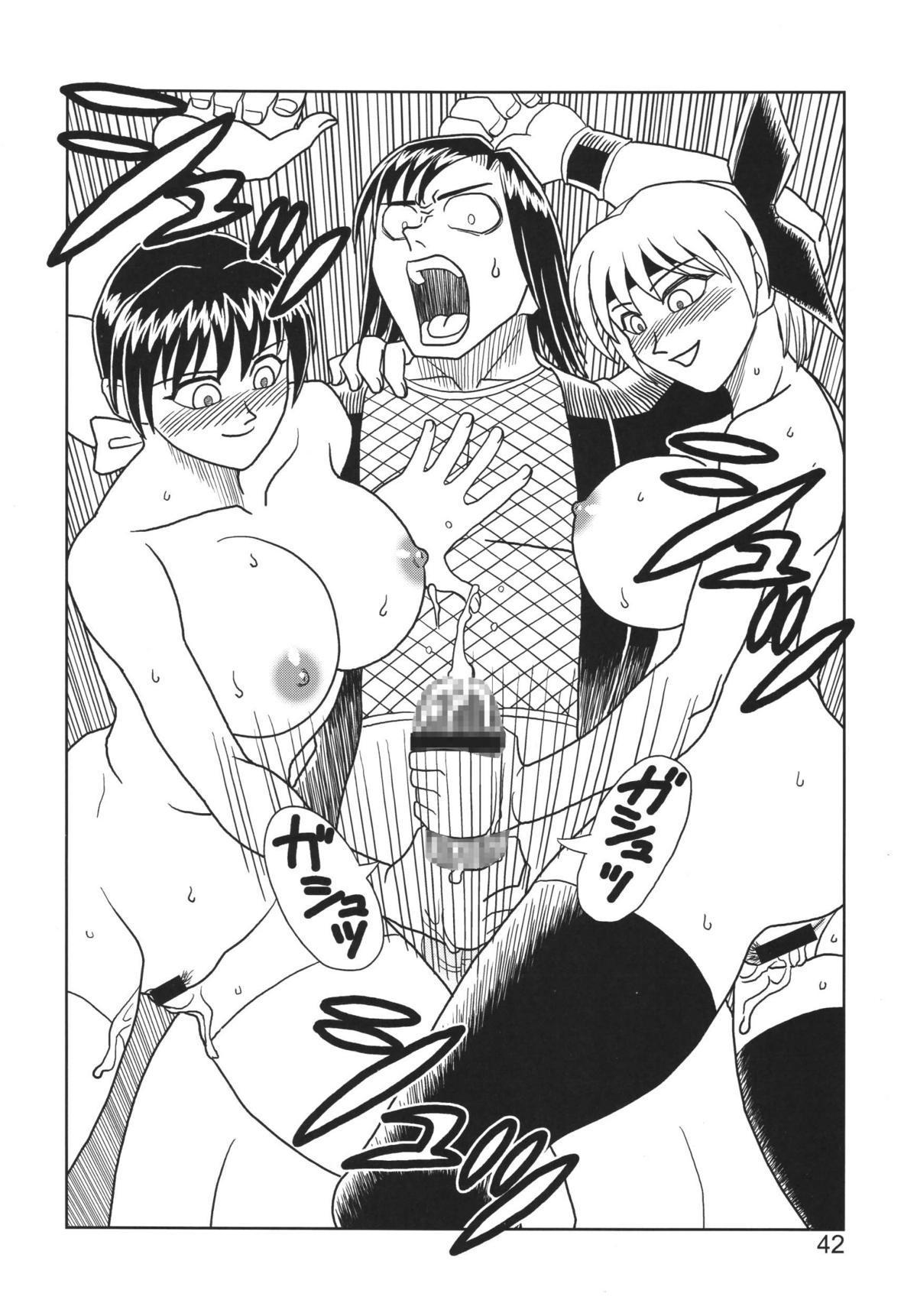 Kasumi or Ayane 41