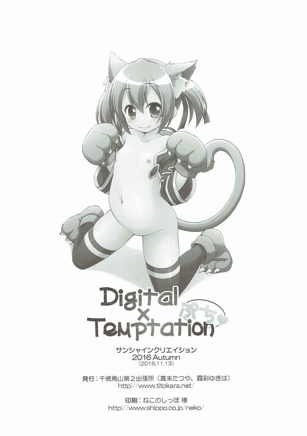 Digital x Temptation Petit 13