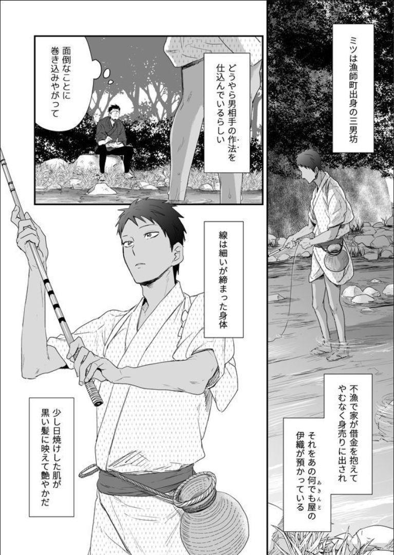 Nansyoku Injyou Hitsugi 10
