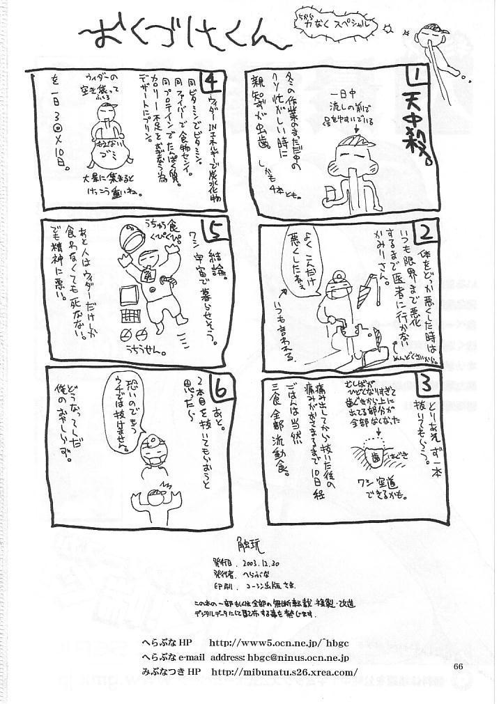 Syoku-gan 64
