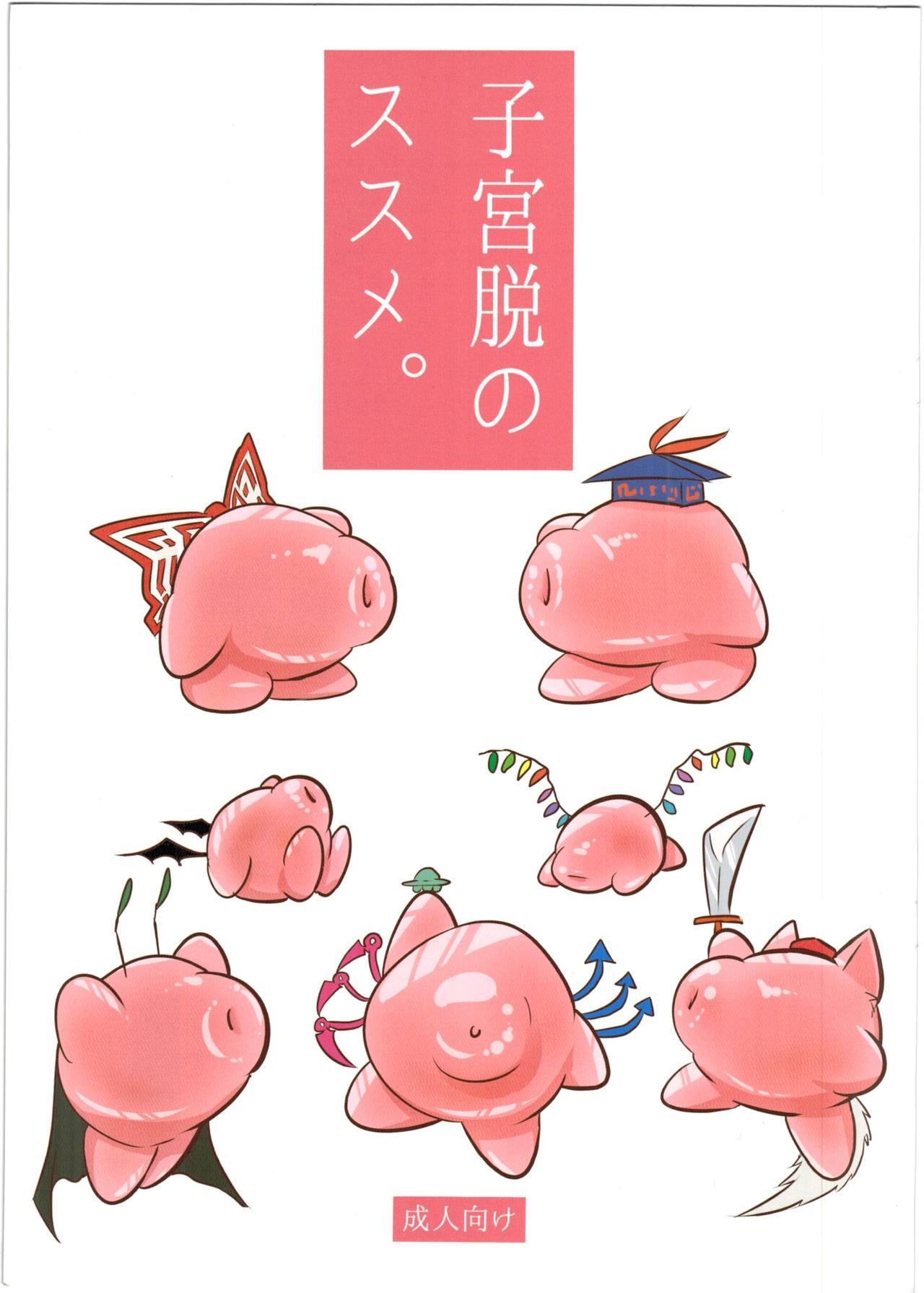 Shikyuudatsu no Susume. 0