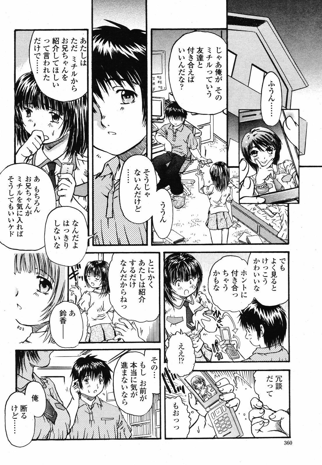 COMIC Momohime 2008-09 359