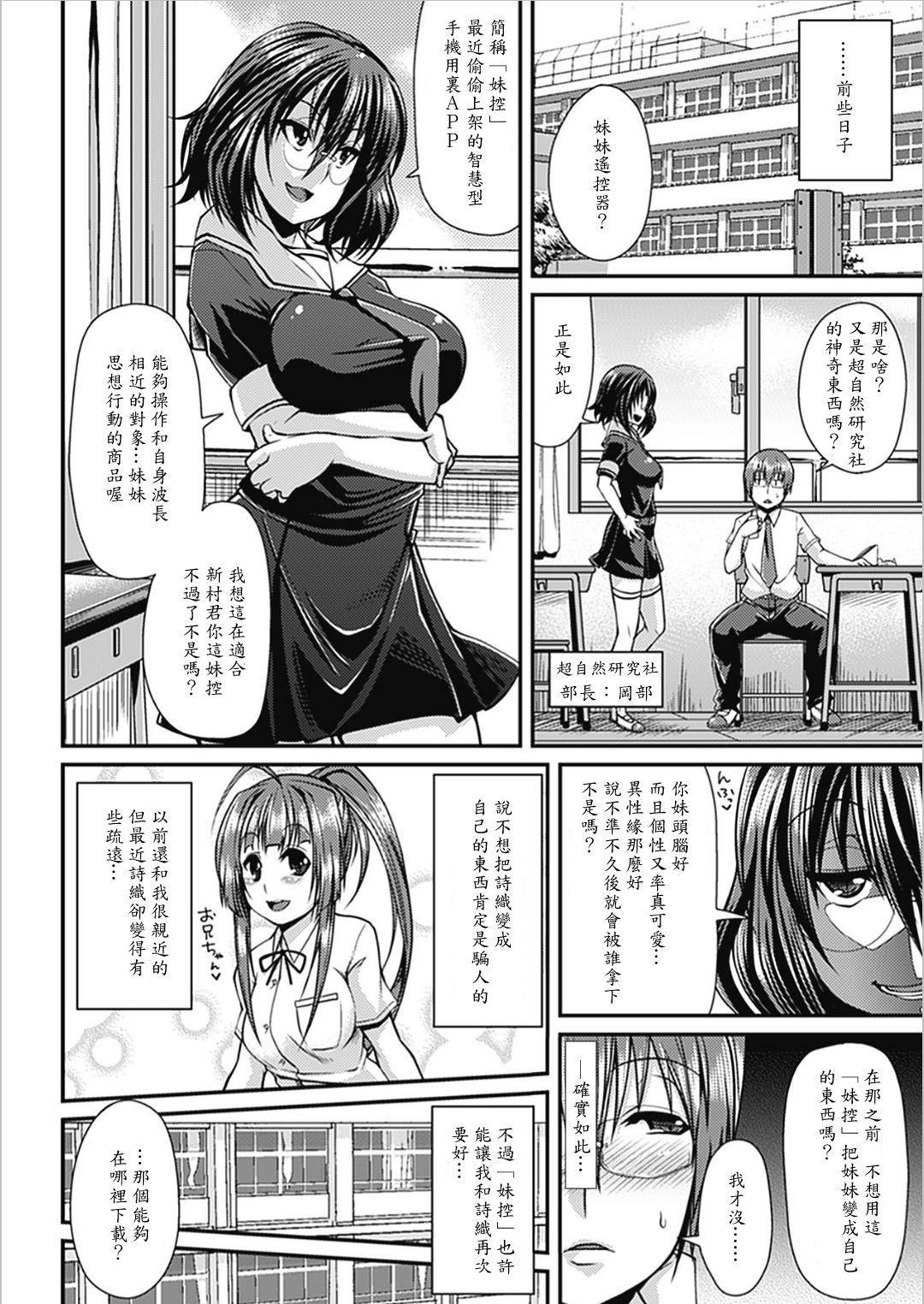 [Satsuki Imonet] ImoCon -imo-to controller- (Bessatsu Comic Unreal Chounouryoku de Yaritai Houdai Vol. 1) [Chinese] [Digital] 1