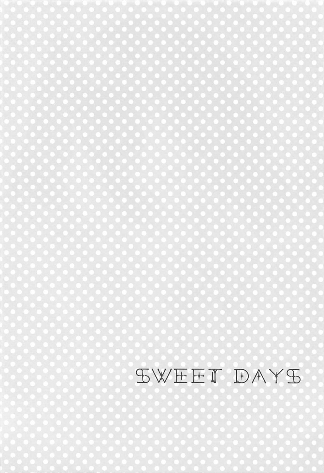 SWEET DAYS 2