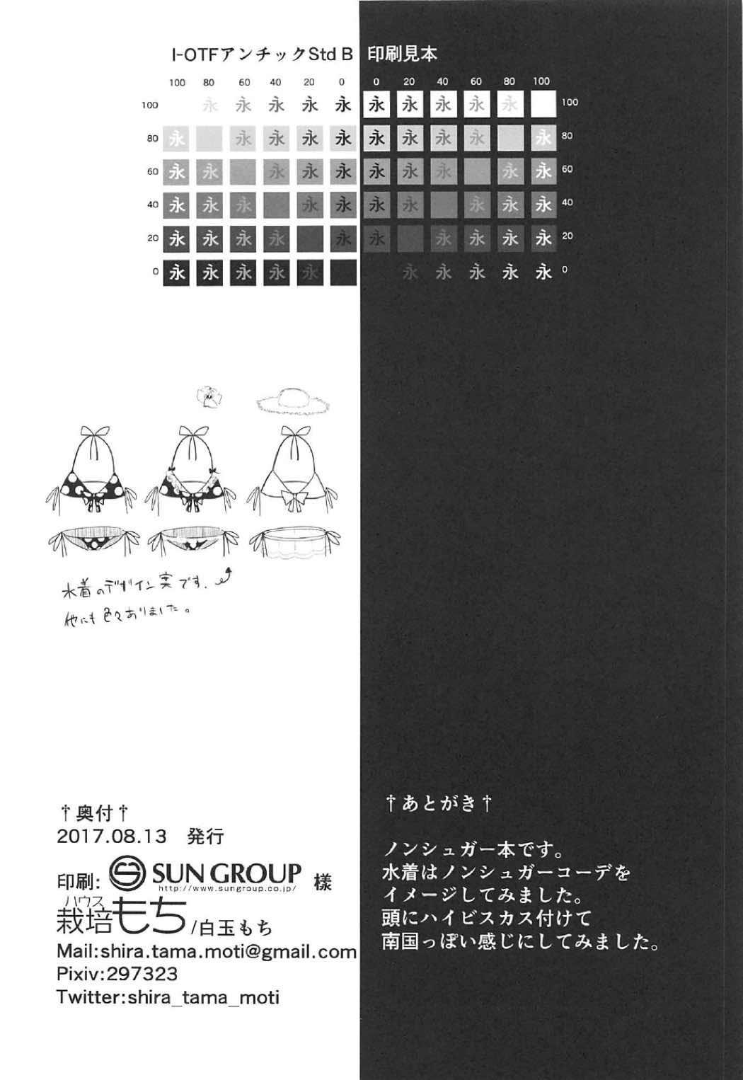 Kakisei Tourui Izonshou 28