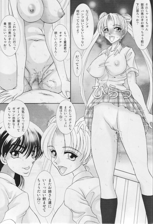 Sailor Moon Illustration Collection 7.5 19