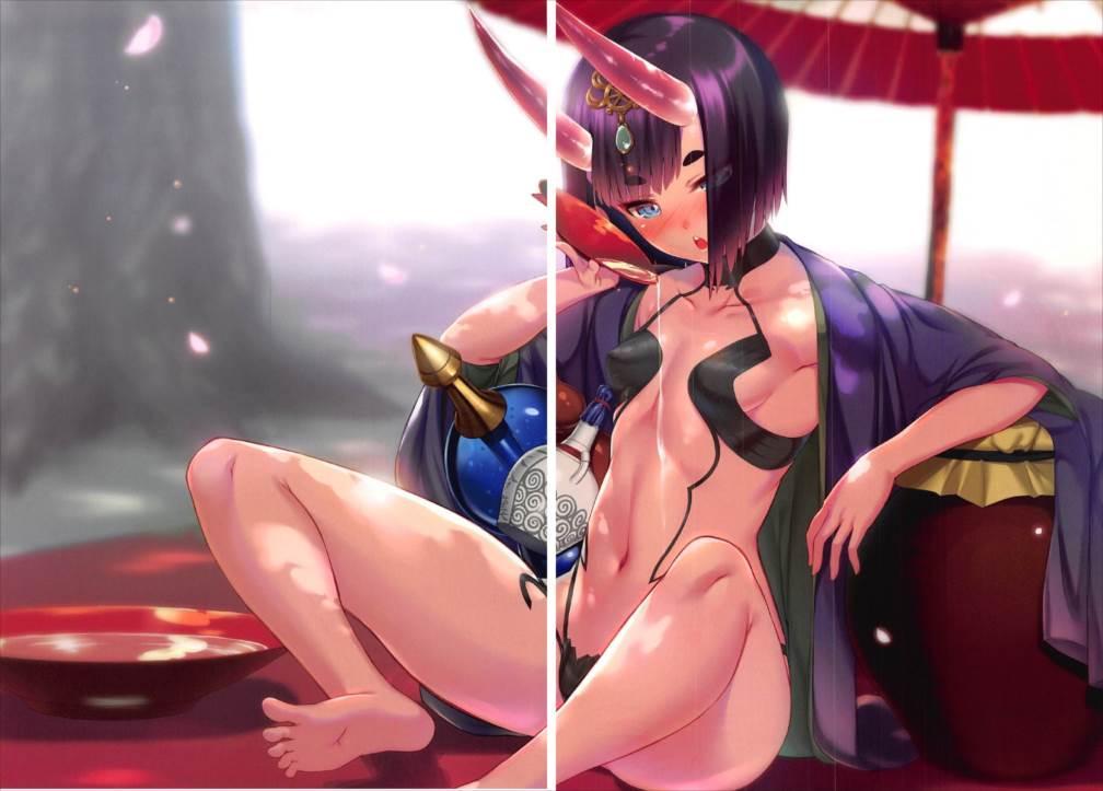 FGO Goudoushi Master no Mae de dake Miseru Kao 8