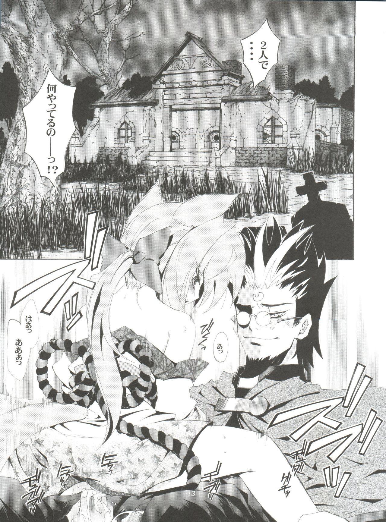 Chikyuu Tokusoutai Kaishaku 11