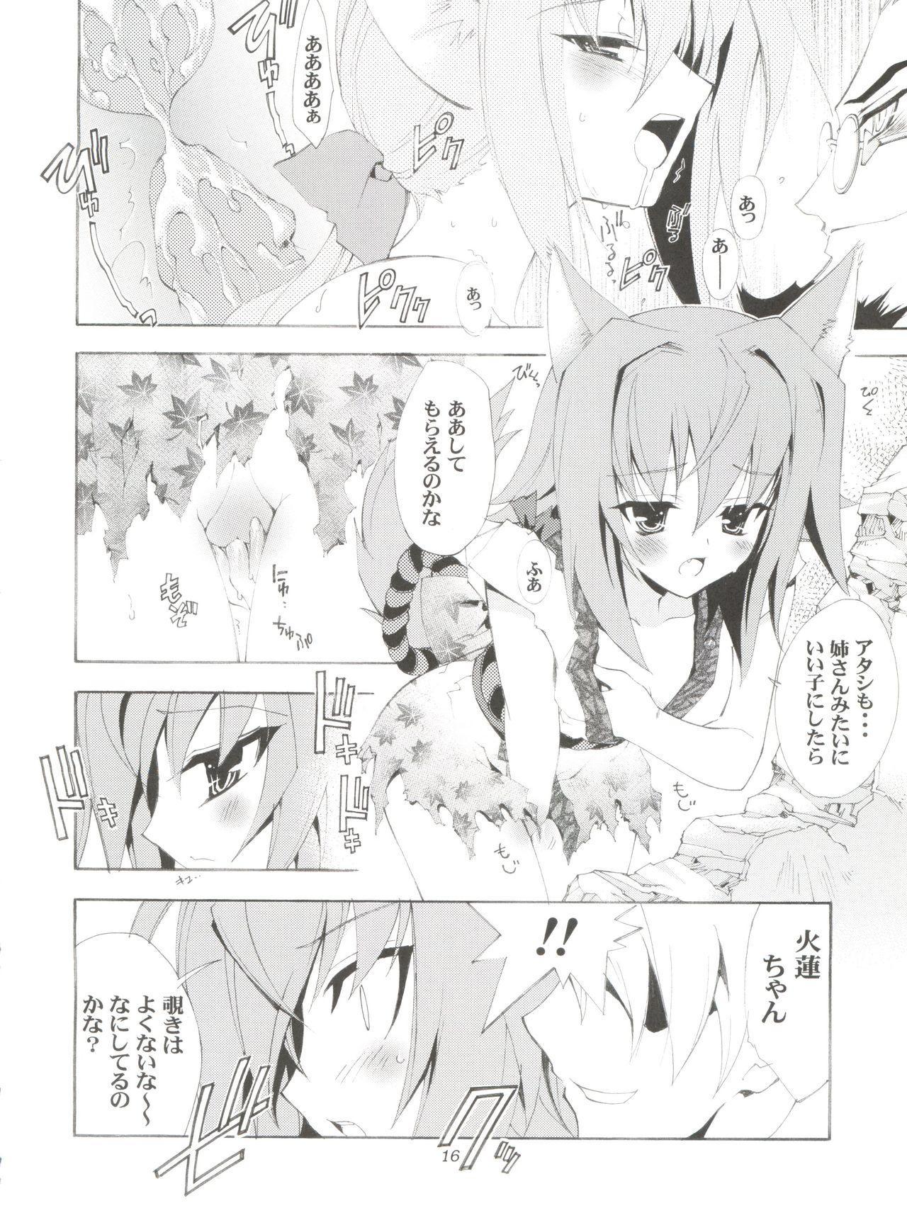 Chikyuu Tokusoutai Kaishaku 14