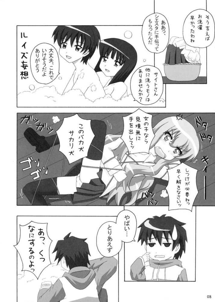 Nawa no Tsukaima 6