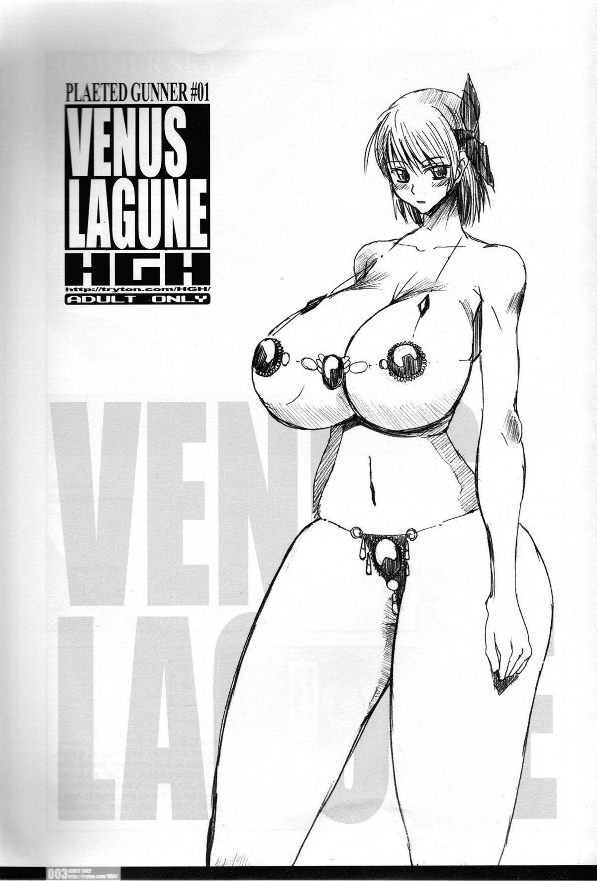 Pleated Gunner #01 - Venus Lagune 1