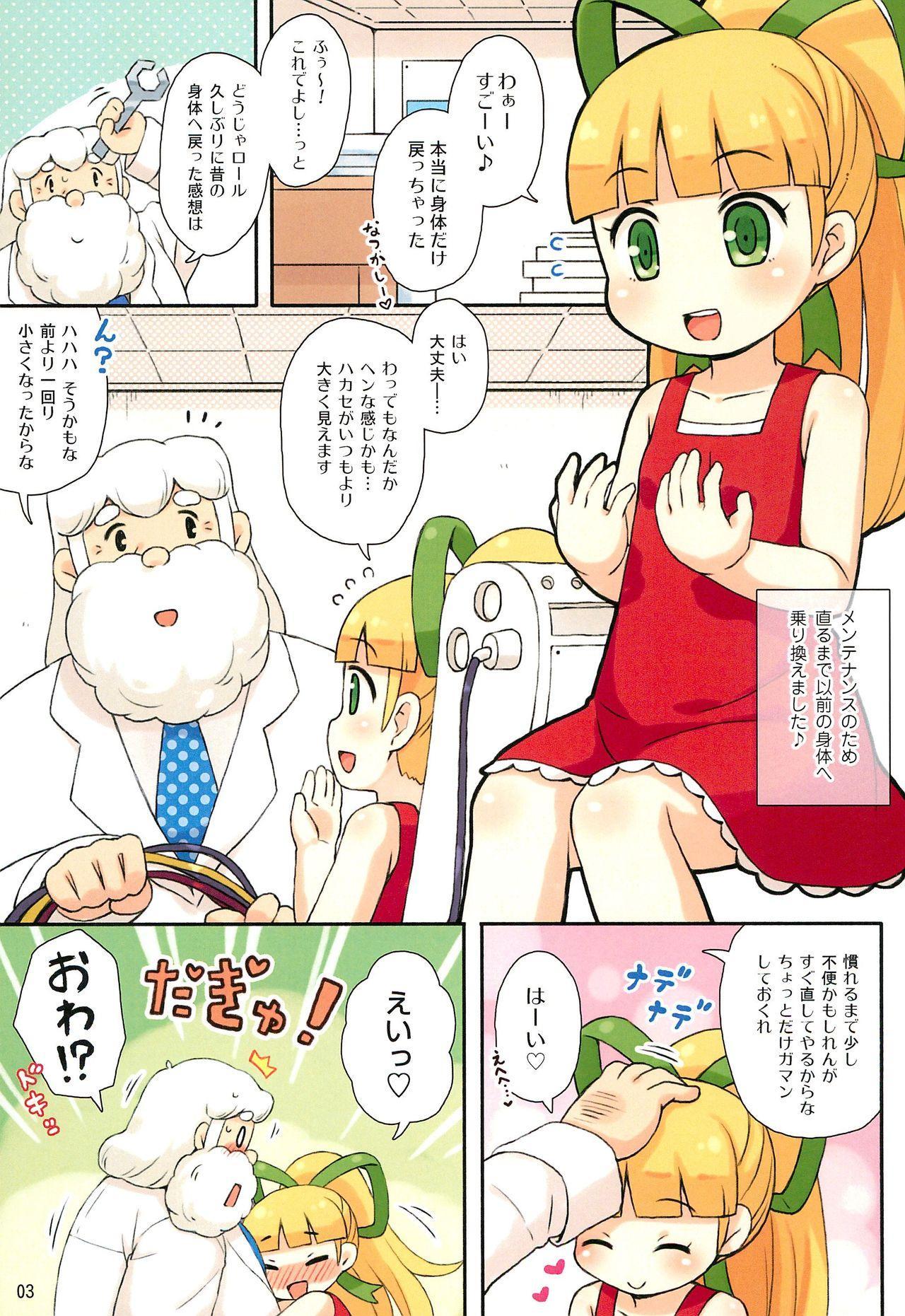 Roll-chan to Hakase no Nichijou 2