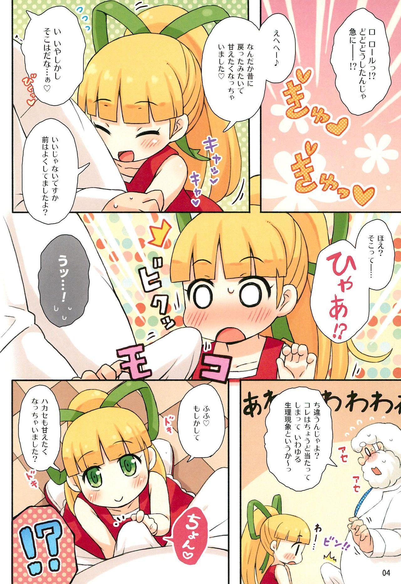 Roll-chan to Hakase no Nichijou 3