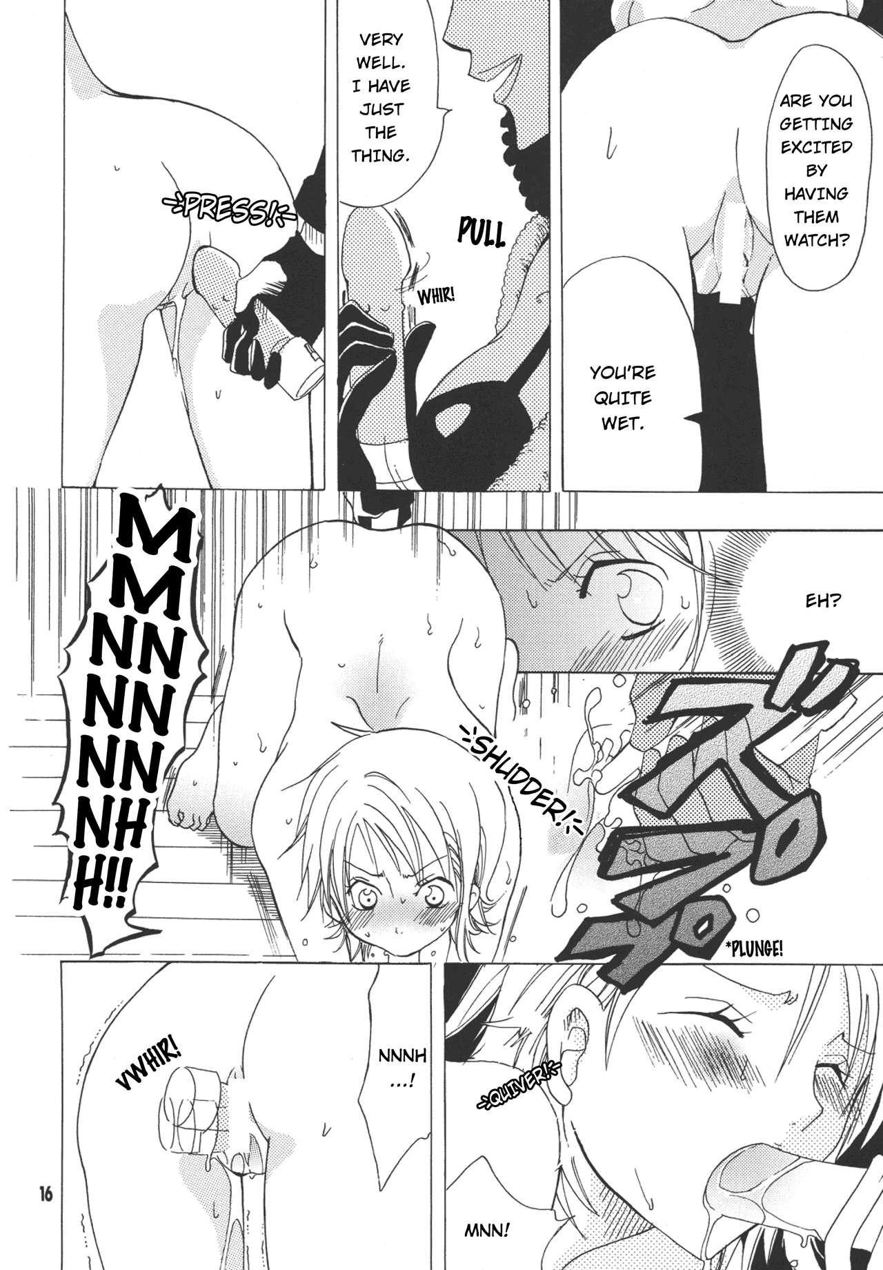 Shiawase PUNCH! 11