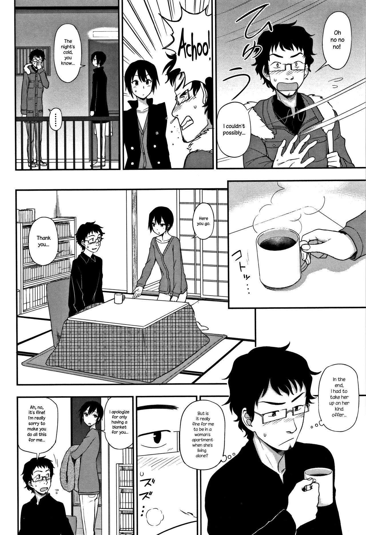 [Kumano Tooru] Otonari-san | Next-Door Neighbor (Kimochi Ii no ga Suki Nandesu) [English] {NecroManCr} 3