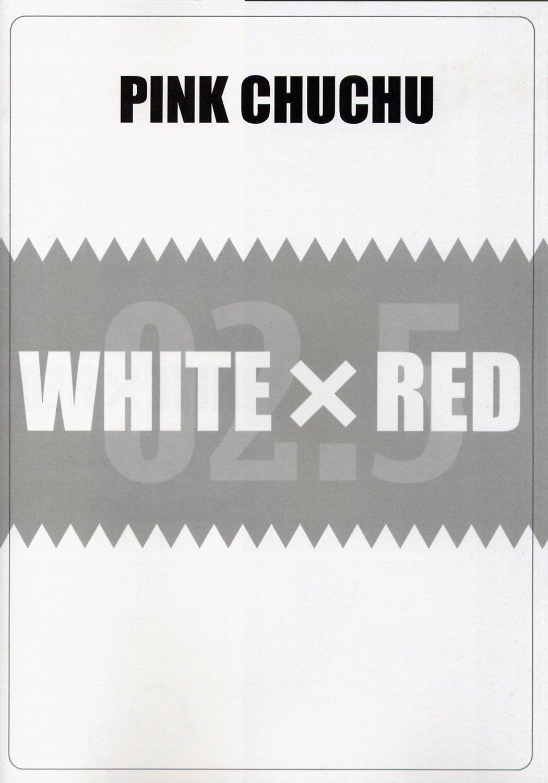 WHITE x RED 11