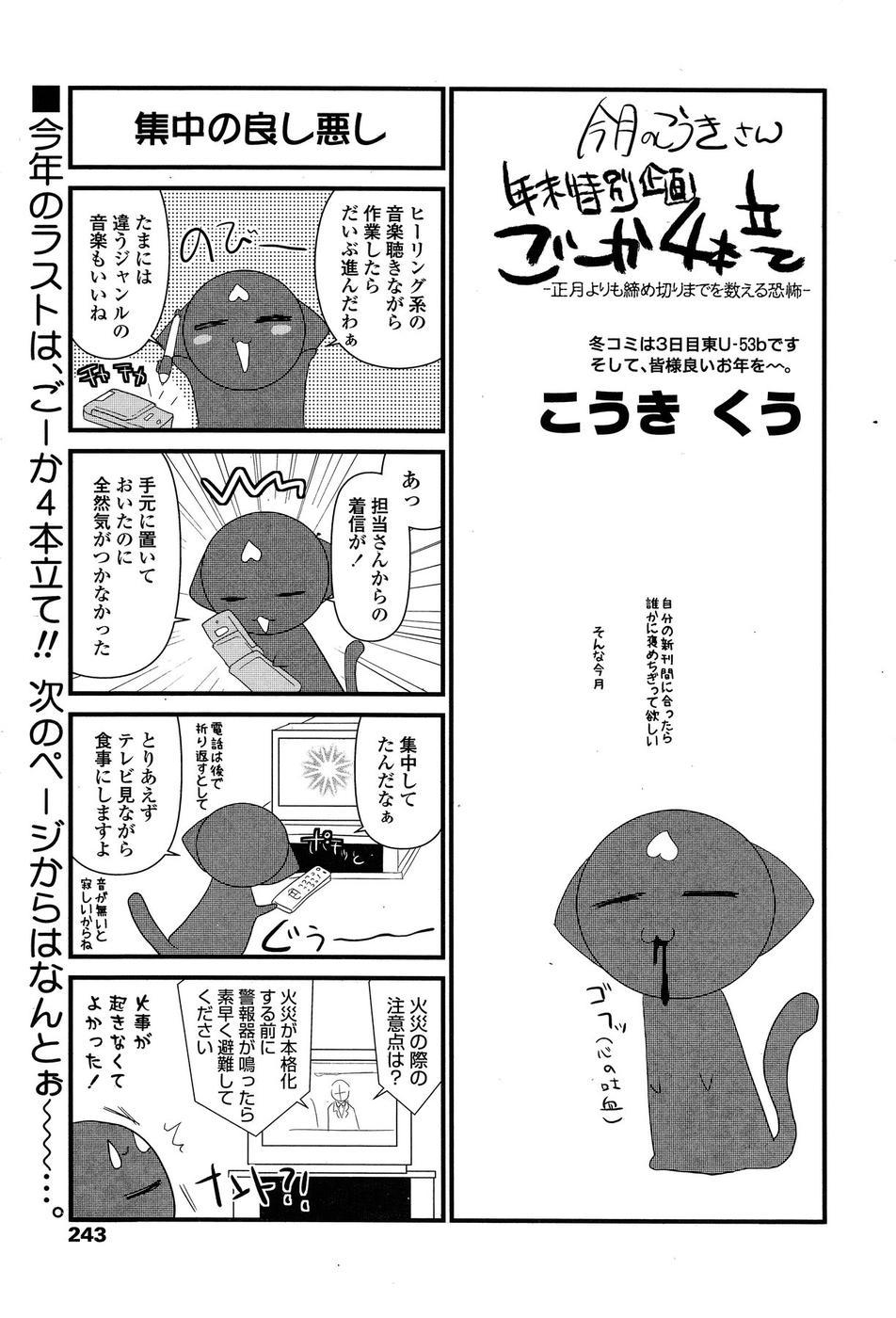 COMIC SIGMA 2009-01 Vol.28 147