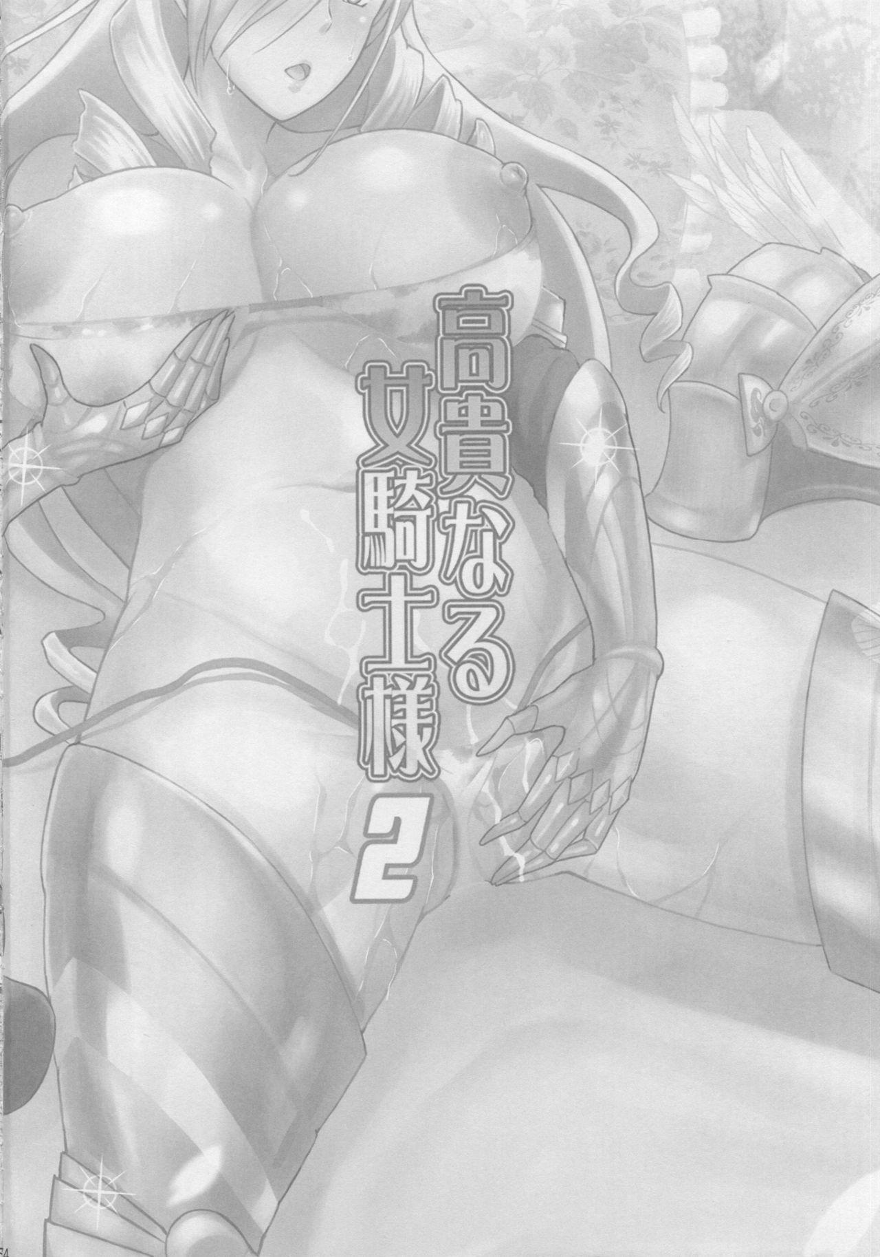 Kouki naru Onna Kishi-sama 2 2