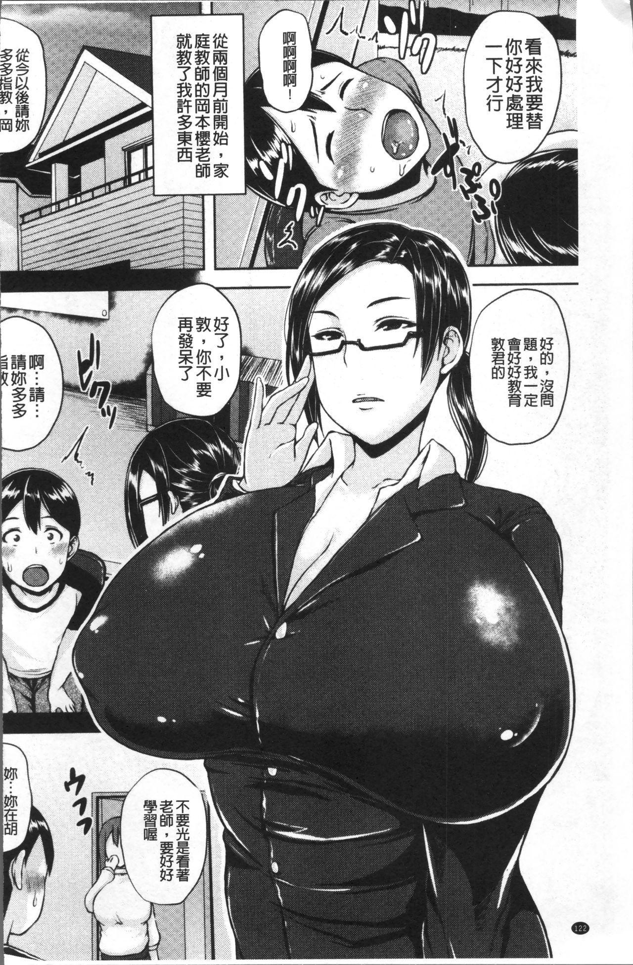 Iyarashi Chijo Onee-san   淫蕩好色癡女的大姊姊們 124