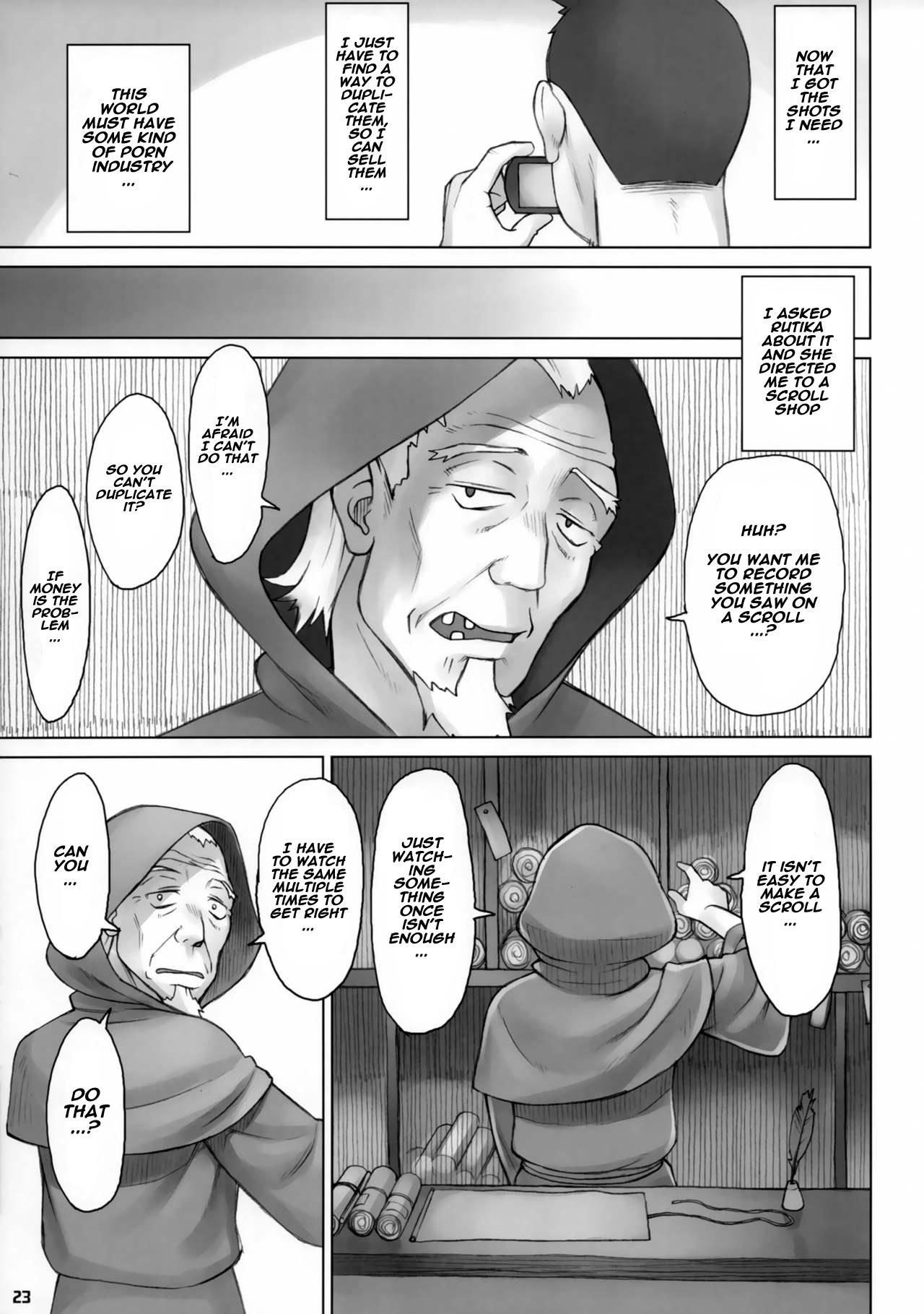 Isekai Kantoku Jiroo 21