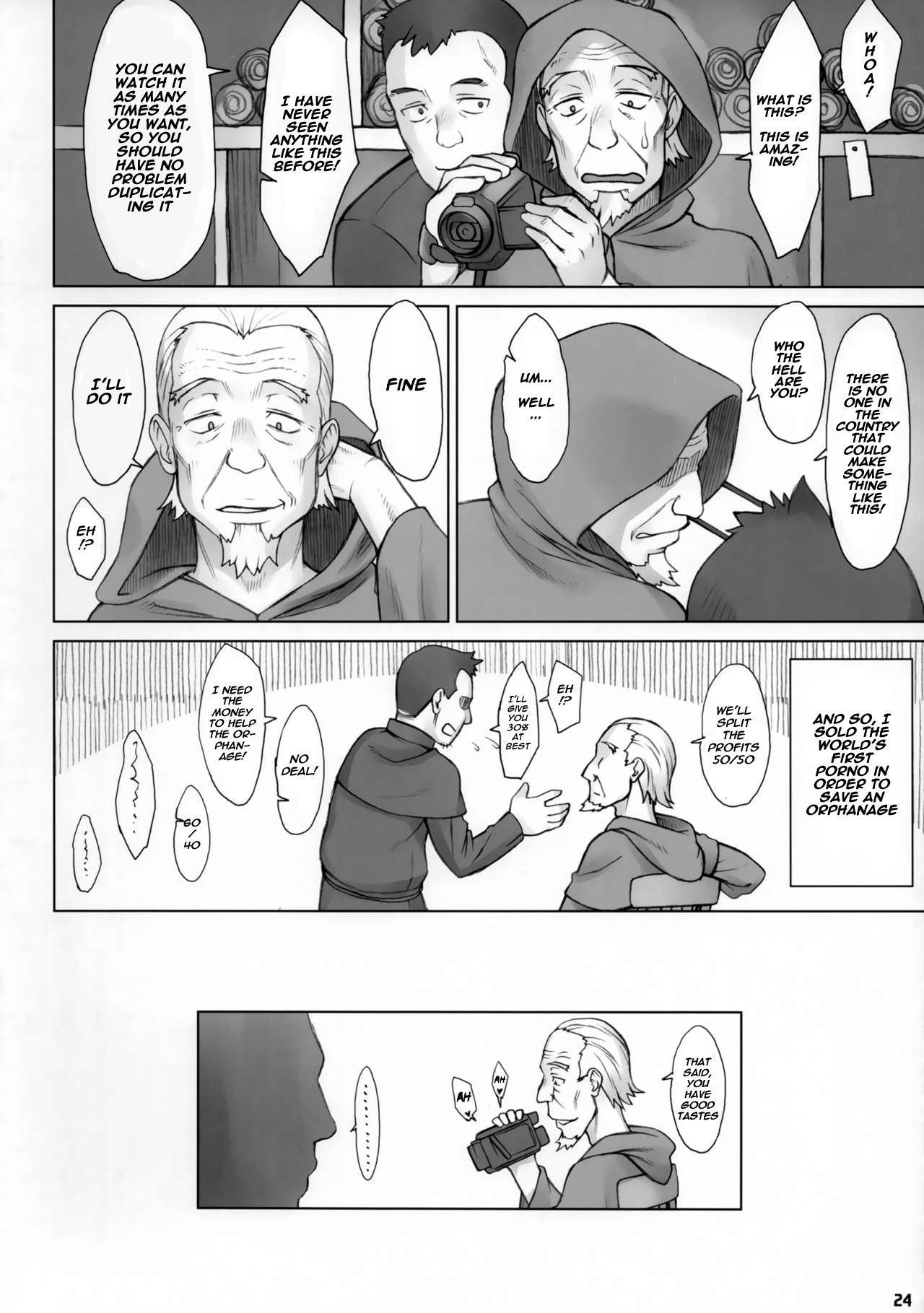 Isekai Kantoku Jiroo 22