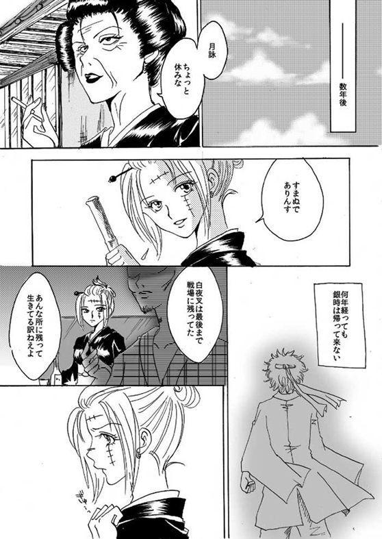銀月小説ダイジェスト漫画 12