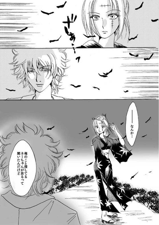 銀月小説ダイジェスト漫画 14