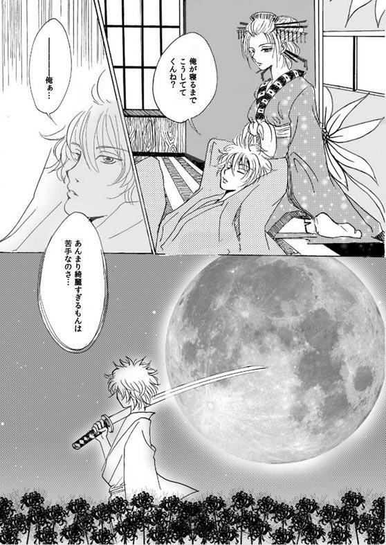 銀月小説ダイジェスト漫画 3