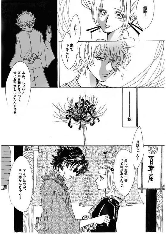 銀月小説ダイジェスト漫画 4
