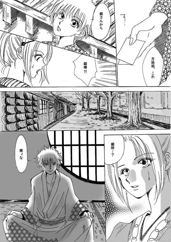 銀月小説ダイジェスト漫画 5