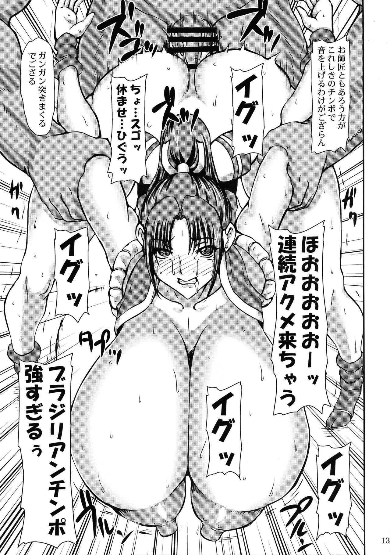 Hatsujou Hime 12