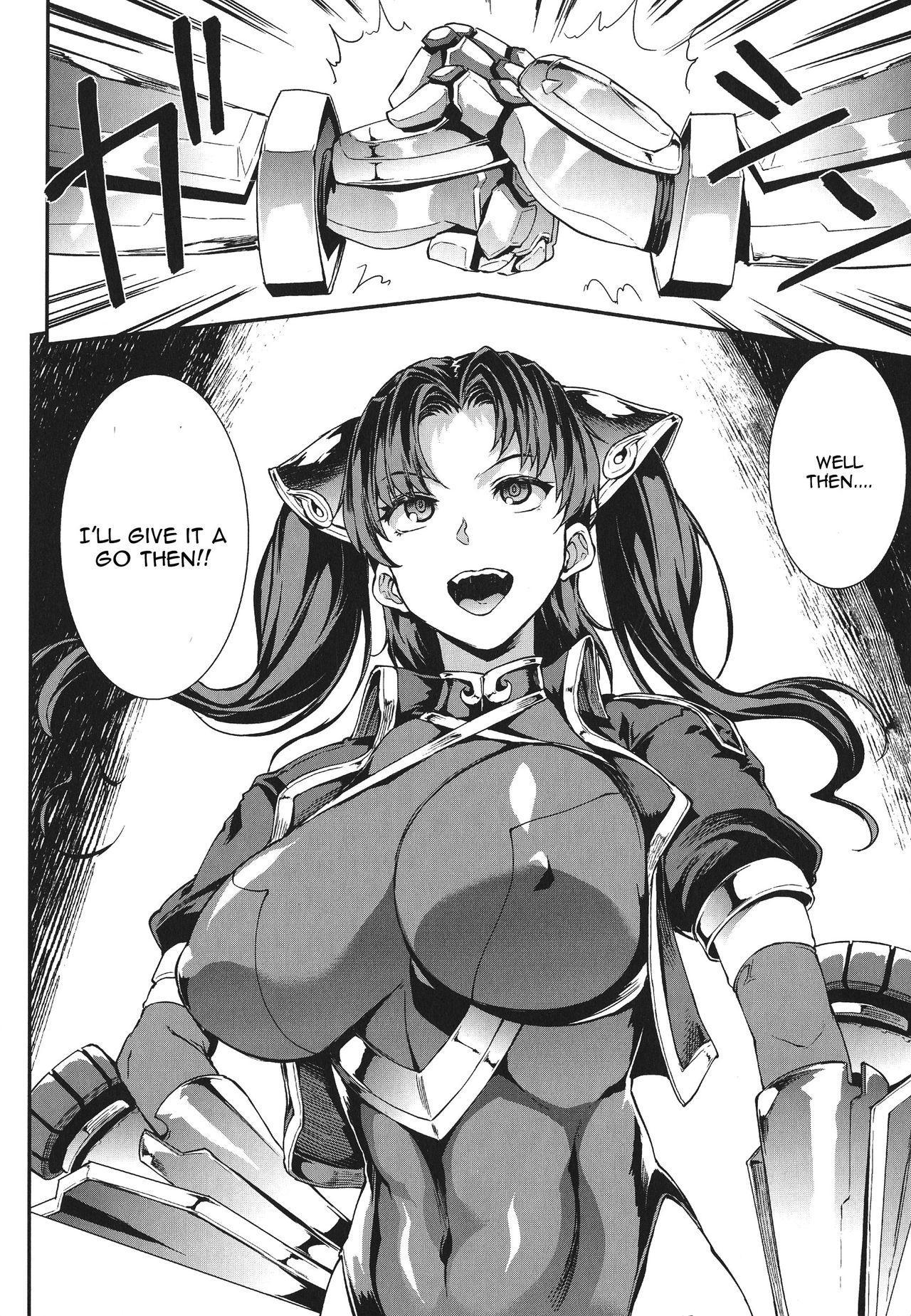 [Erect Sawaru] Raikou Shinki Igis Magia -PANDRA saga 3rd ignition- Ch. 1-5 [English] [CGrascal] 107