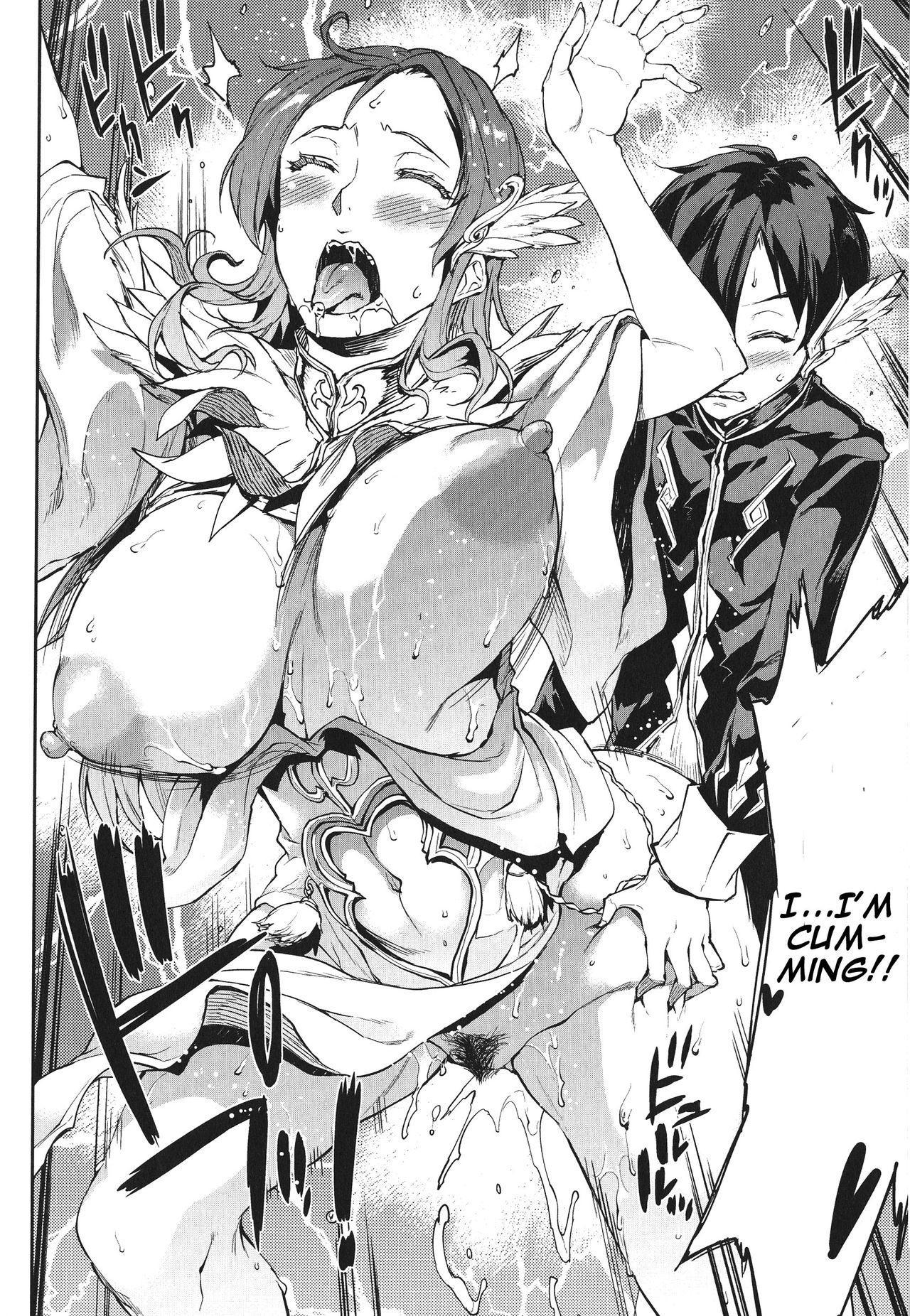 [Erect Sawaru] Raikou Shinki Igis Magia -PANDRA saga 3rd ignition- Ch. 1-5 [English] [CGrascal] 77