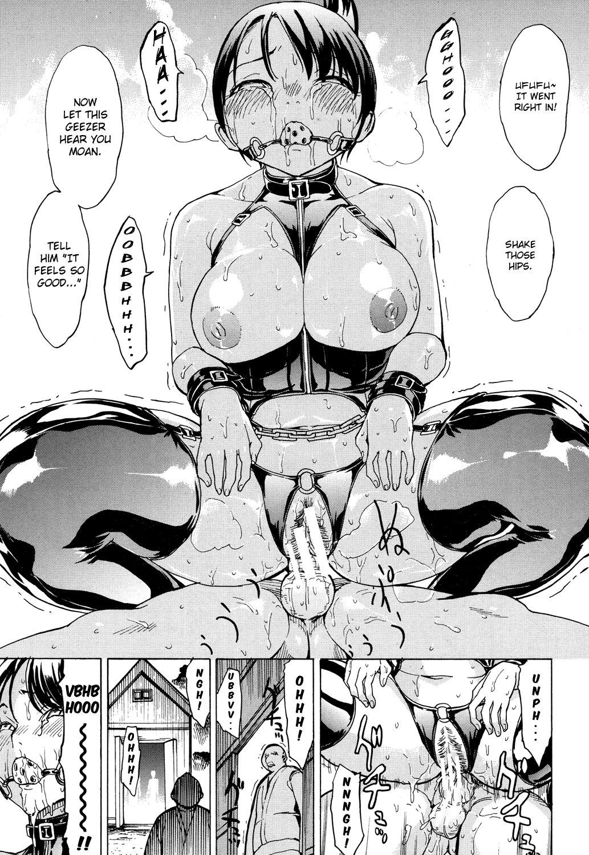 [Hakaba] Kedamono no Ie (Joukan)   The Beast House [English] {Chocolate + doujins.com} 53