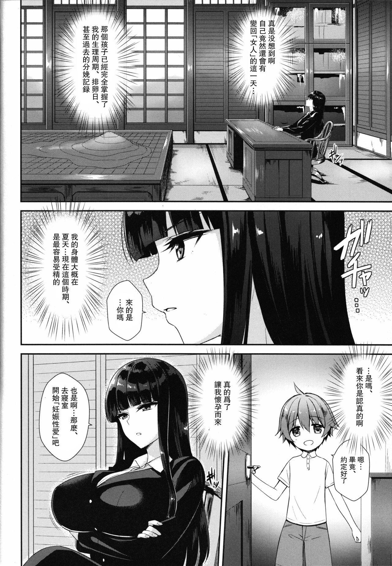 Nishizumi Shiho no Ninshin Keiyaku 2