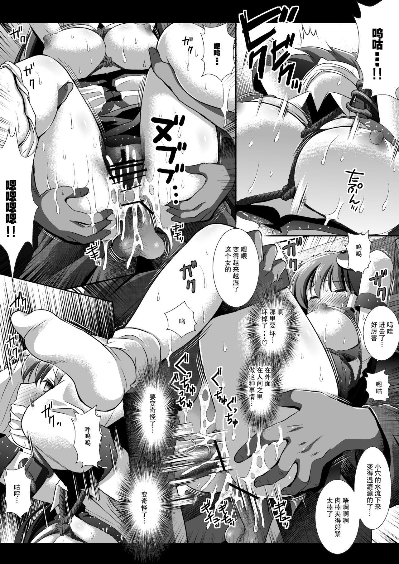 [Nagiyamasugi (Nagiyama)] Touhou Ryoujoku 14 (Touhou Project)) [Chinese] [靴下汉化组] [Digital] 14