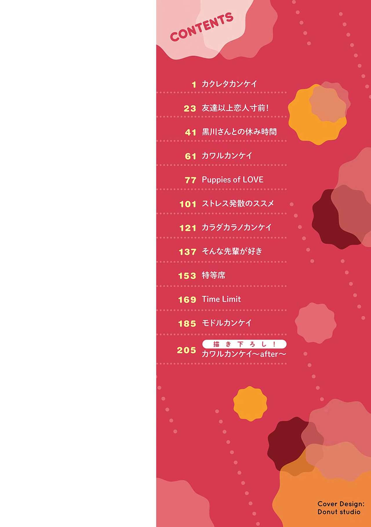 [Saemon] Ironna Kankei - Iro-Ero relationship Ch. 1-2, 4, 6, 8, 10, 12 [English] [N04h] [Digital] 1