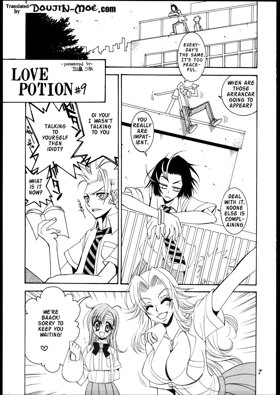 Love Potion #9 5