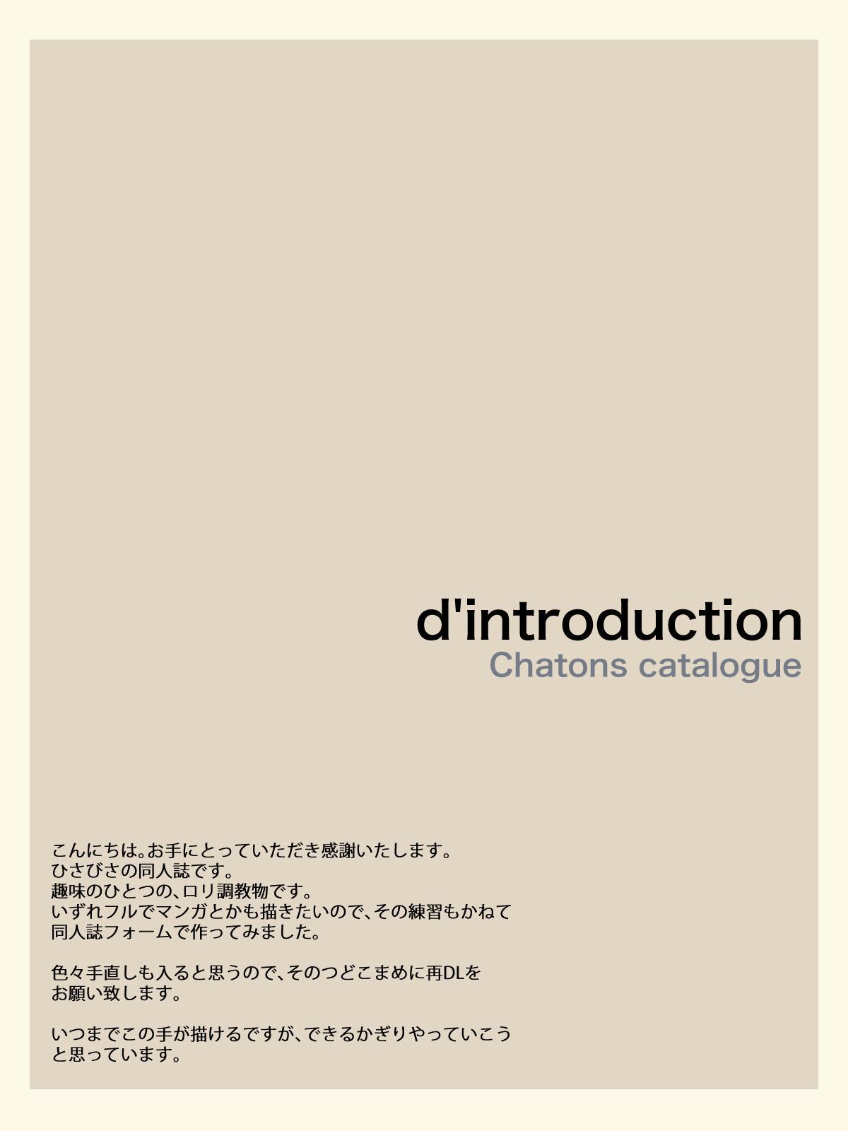 子猫カタログ 1