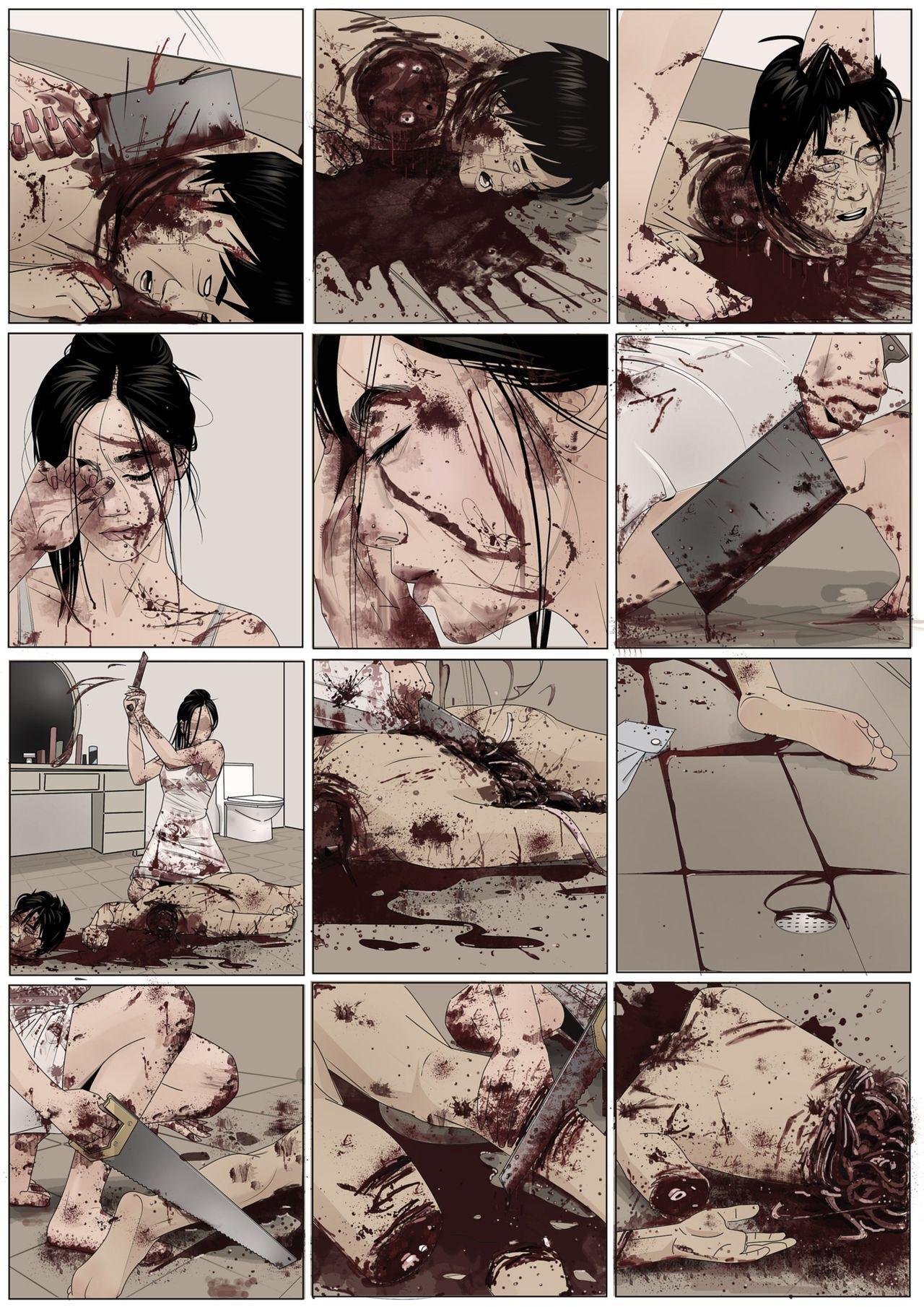 [枫语]Three Female Prisoners 3 [Chinese]中文 14